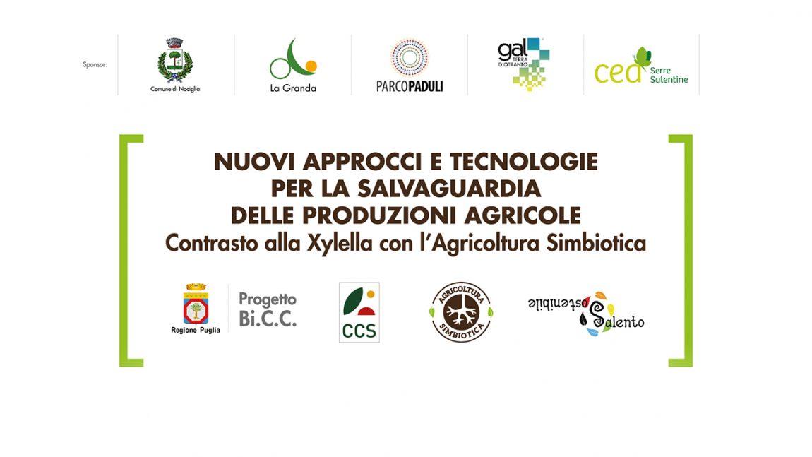 L'Agricoltura Simbiotica: una soluzione per combattere la Xylella. Se ne parla a Nociglia